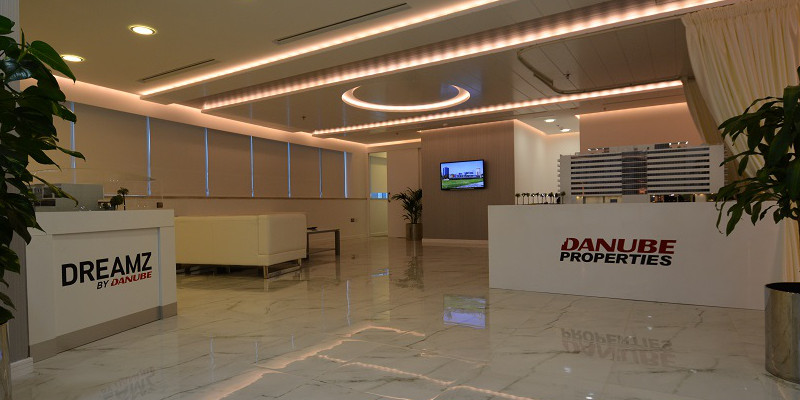 Commercial Office Fit Out Company in Dubai