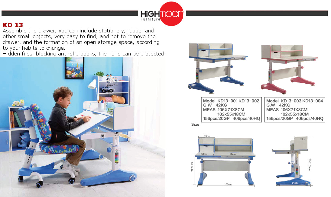ergonomic children's furniture dubai