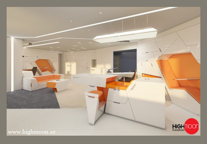 Office interior design company in dubai for Interior design companies