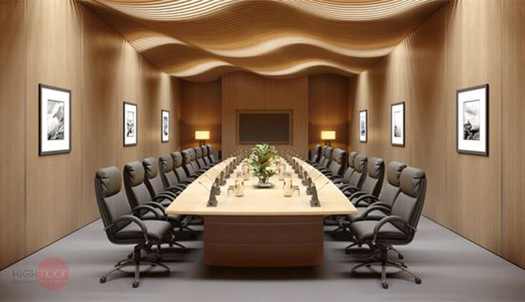 conference and meeting table