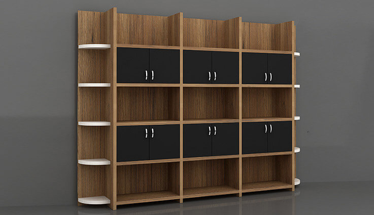 Storage Cabinet and Filing