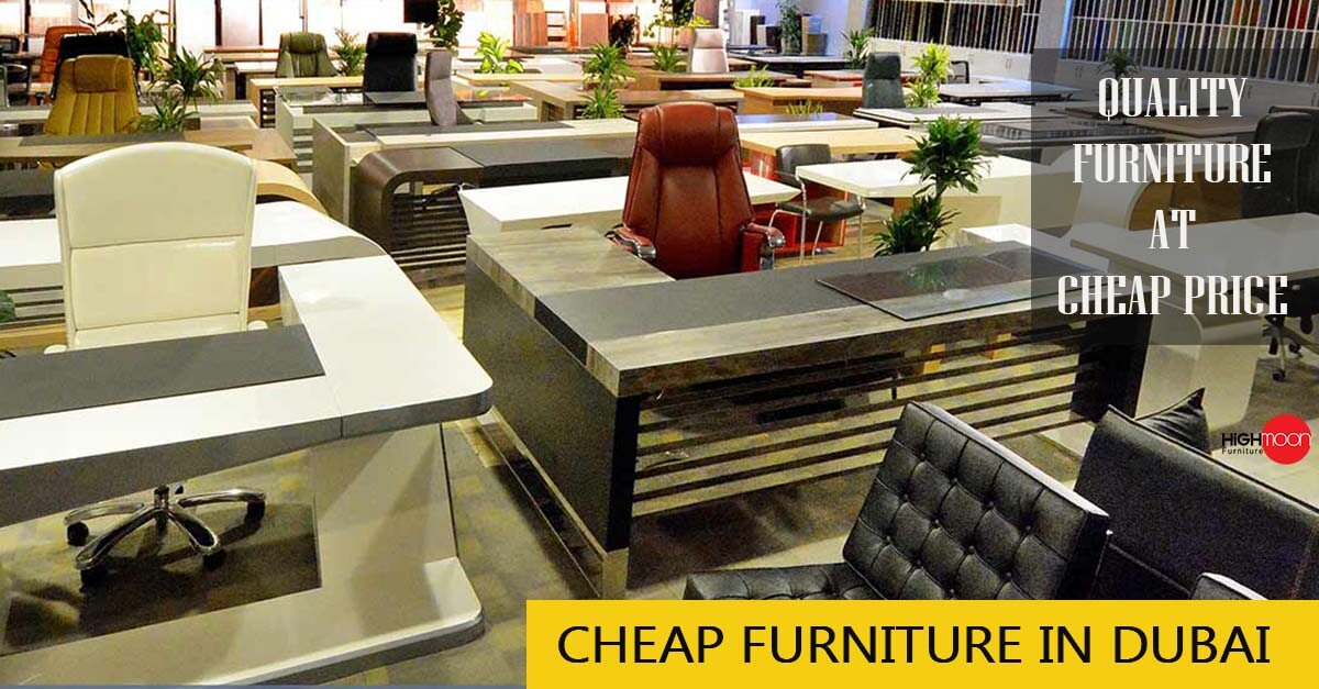 Cheap Furniture Stores in Dubai