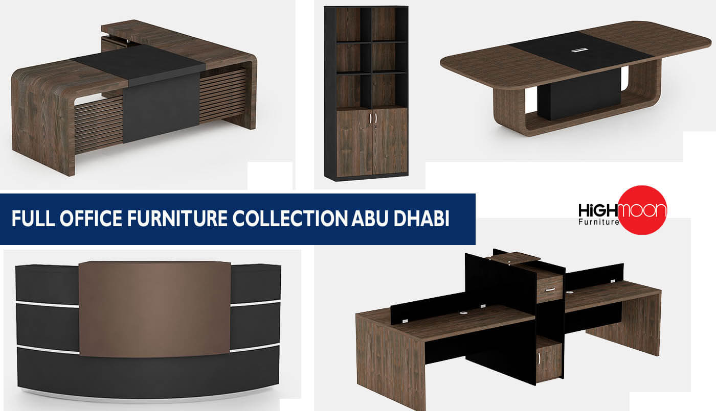 full office furniture collection abu dhabi