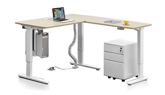 Modern Height Adjustable Desk