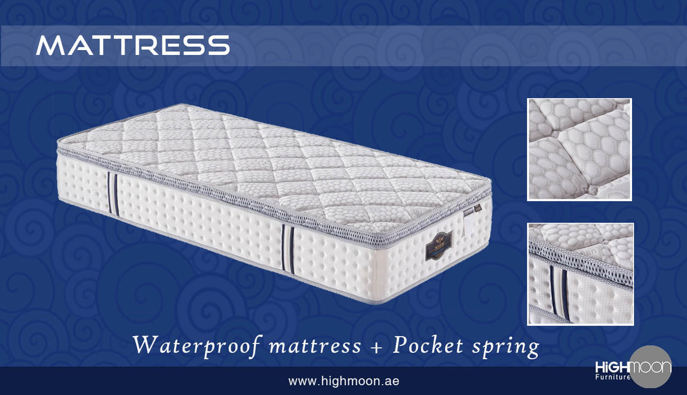 Hotel Mattress Suppliers in Abu Dhabi – Shop Mattress Online