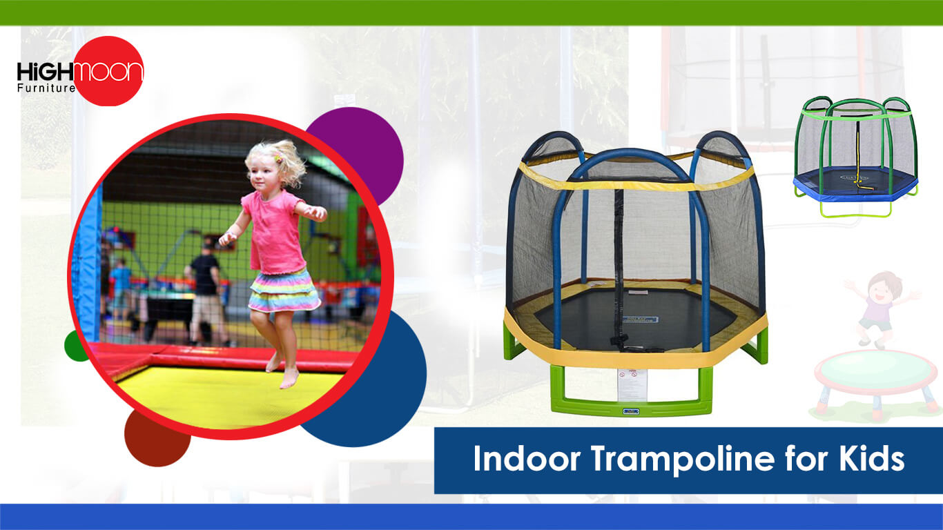 indoor trampoline for kids in UAE