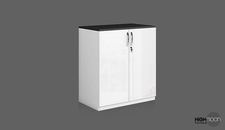 Low Height 2 Door Cabinet