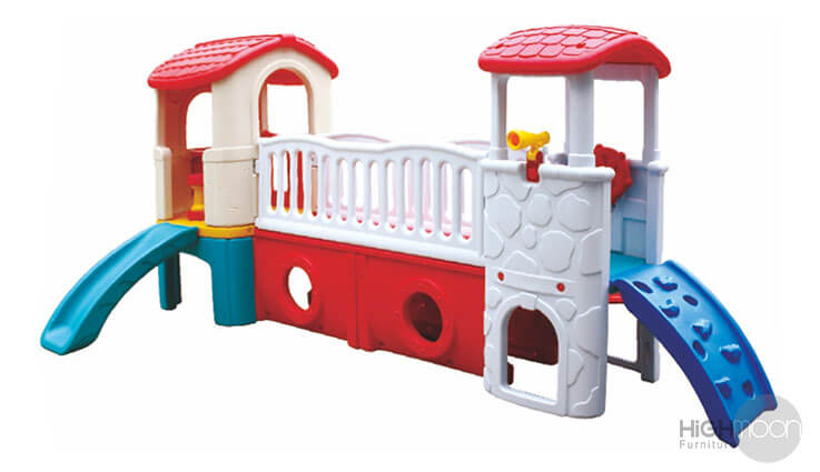 kids play house and tunnel toys