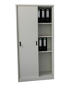 Curved Office Cupboards