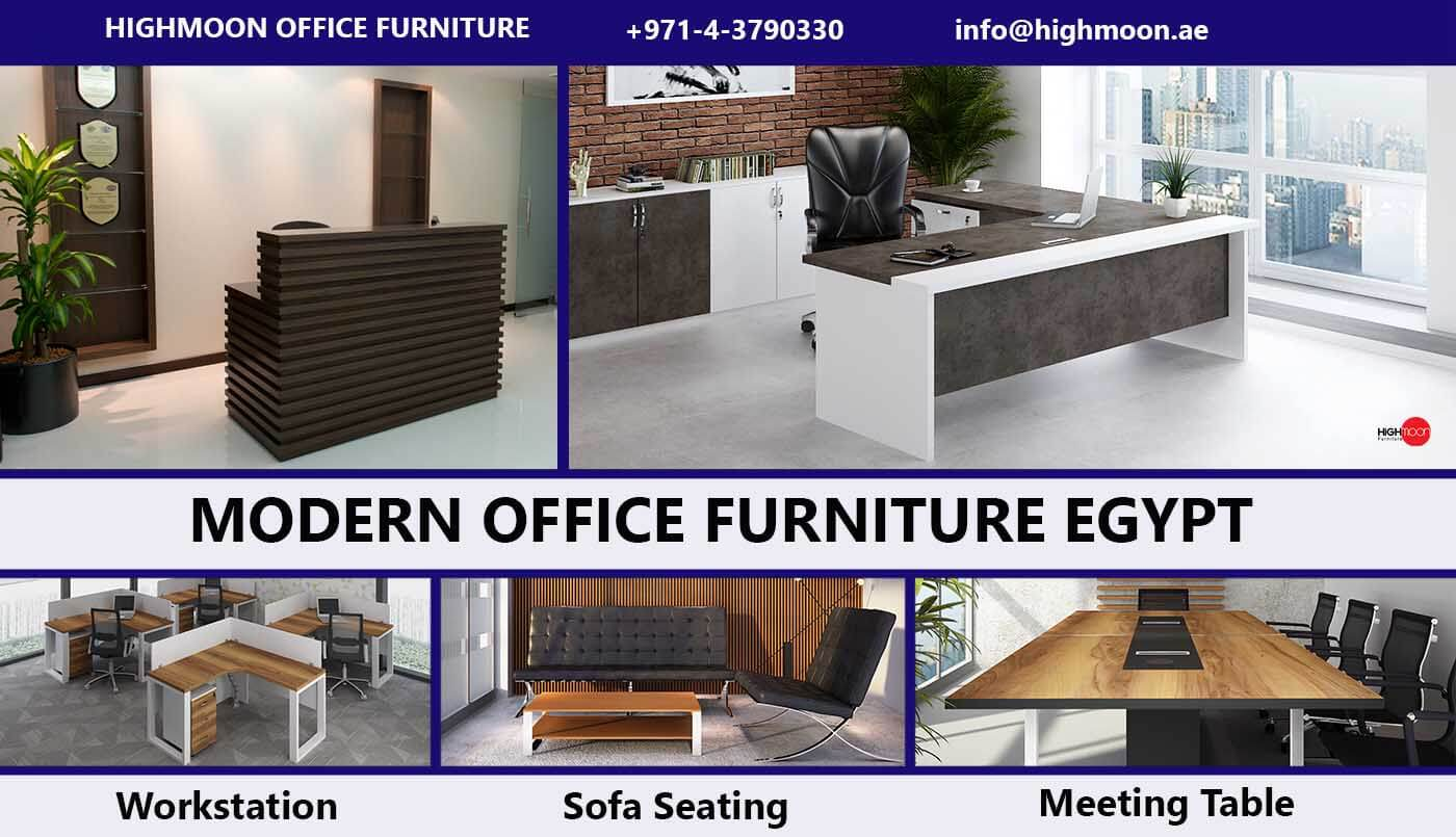 MODERN OFFICE FURNITURE EGYPT