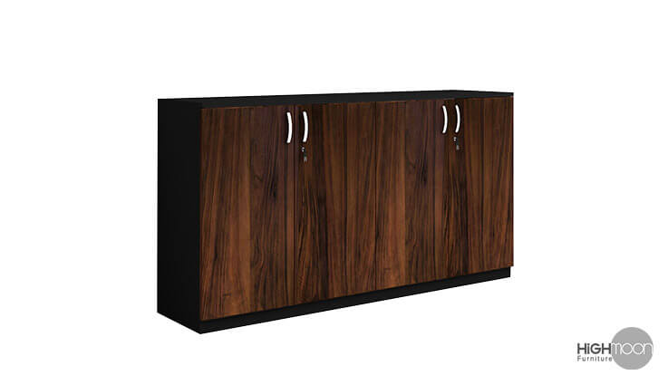 Low Height 4 Door Cabinet
