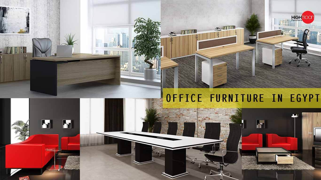 Office Furniture in Egypt