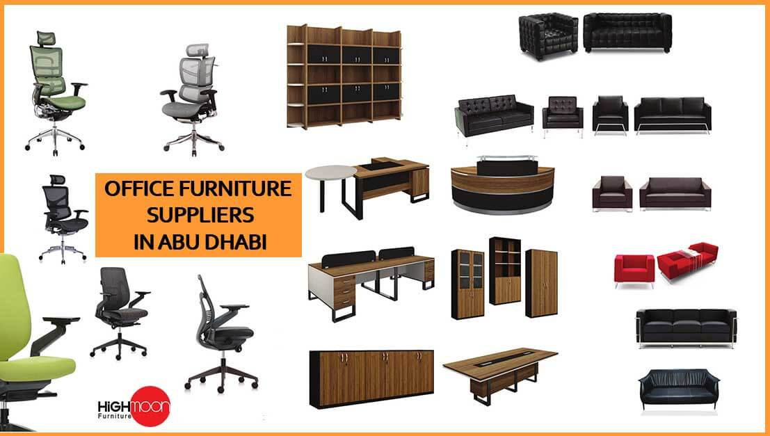 Online Office Furniture Suppliers in Abu Dhabi