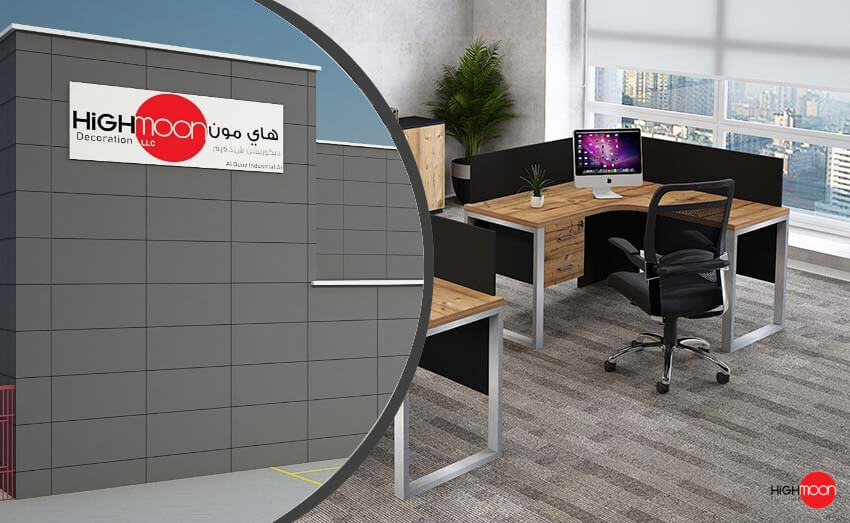 office workstation table Qatar