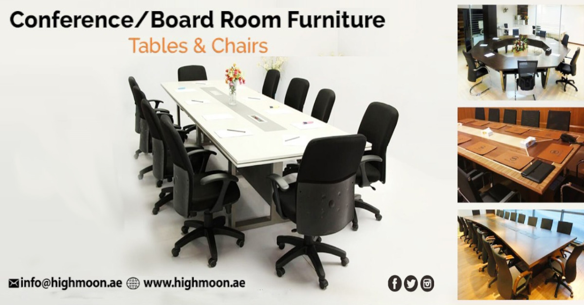 Best Office Furniture Stores Abu Dhabi
