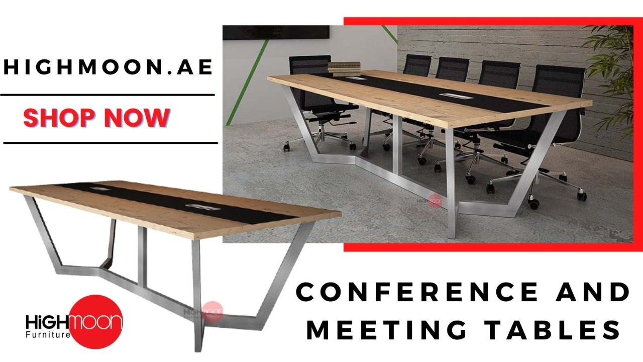 meeting and conference table abu dhabi