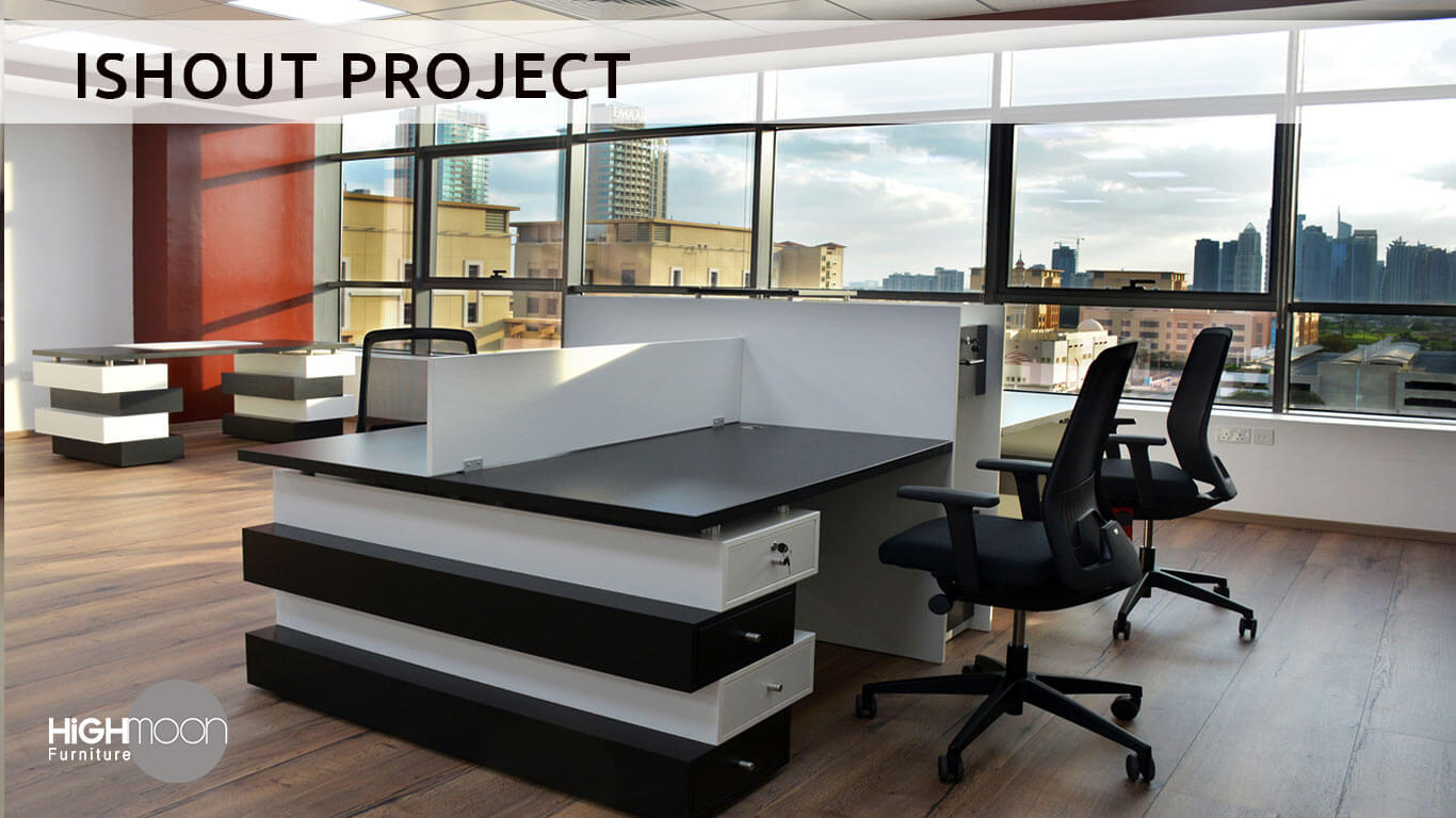 Ishout Office Furniture Project