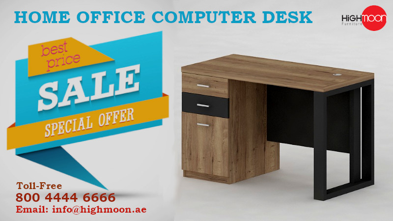 Special Offers On Home Office Computer Desk Dubai