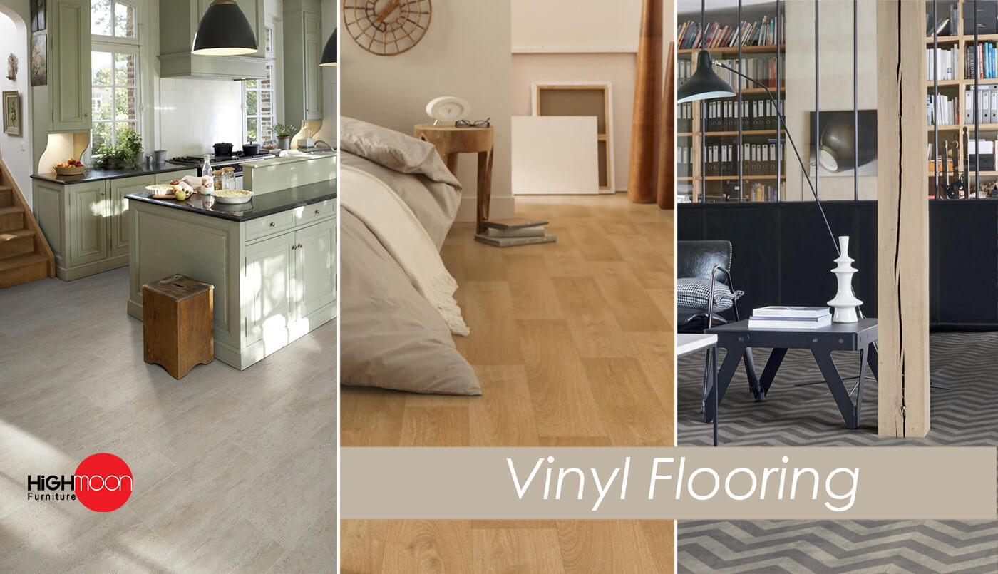 Vinyl Wood Flooring in UAE