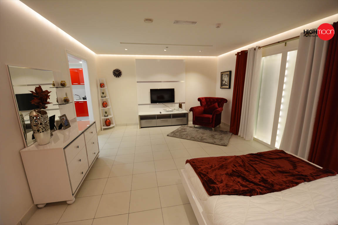 Interior design and fit out project