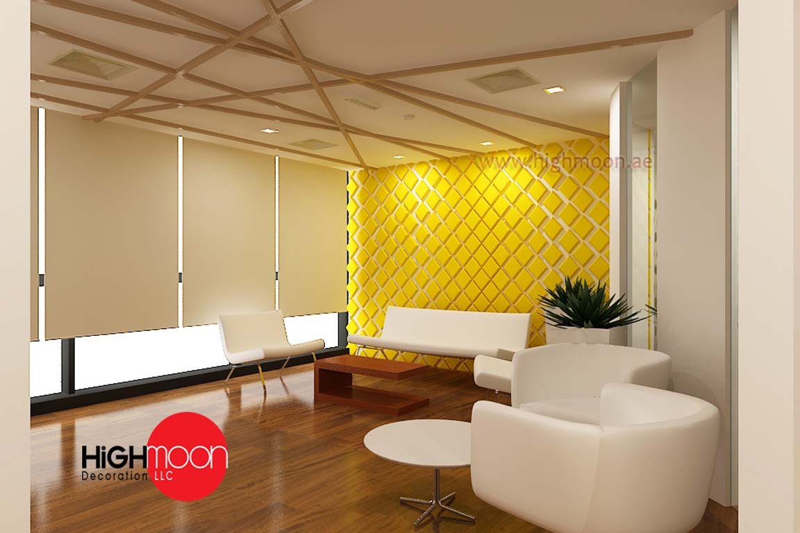 Interior decoration company in dubai