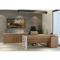 luxury executive office desk l shaped
