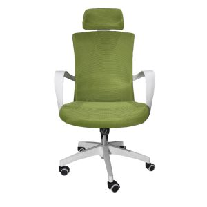 griggy executive chair front view
