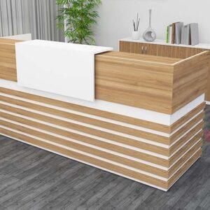 miza reception desk